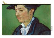 Portrait Of Armand Roulin Carry-all Pouch