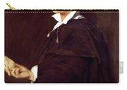 Portrait Of Bartolini Carry-all Pouch