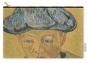 Portrait Of Camille Roulin Carry-all Pouch