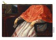 Portrait Of Cardinal Roberto Ubaldini 1625 Carry-all Pouch