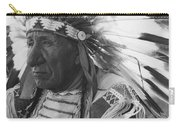 Portrait Of Chief Red Cloud Carry-all Pouch