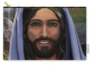 Portrait Of Christ Carry-all Pouch