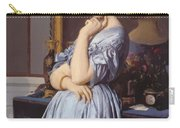 Portrait Of Countess D Haussonville Carry-all Pouch