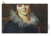 Portrait Of Darya Nikolaevna Chvostova 1814 Carry-all Pouch