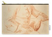 Portrait Of George Graham   Carry-all Pouch