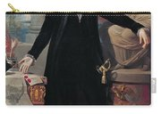 Portrait Of George Washington Carry-all Pouch by Joes Perovani