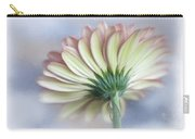 Portrait Of Gerbera Daisy Carry-all Pouch