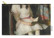 Portrait Of Gertrude Russell Carry-all Pouch