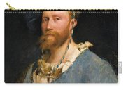 Portrait Of Gustave Courtois Carry-all Pouch