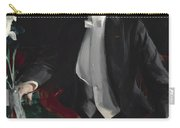 Portrait Of Harald Bildt Carry-all Pouch