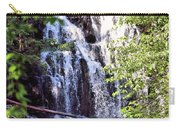 Portrait Of Houston Brook Falls Carry-all Pouch