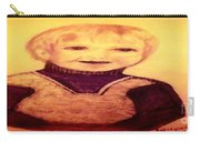 Portrait Of Innocence Carry-all Pouch