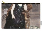 Portrait Of Jane Hading , Alfred Roll Carry-all Pouch