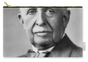 Portrait Of J.c. Penney Carry-all Pouch