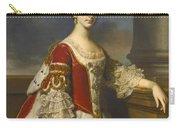 Portrait Of Lady Elizabeth Compton Later Countess Of Burlington Carry-all Pouch