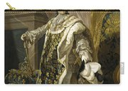 Portrait Of Louis Xv Of France Carry-all Pouch