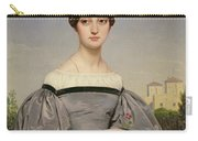 Portrait Of Louise Vernet Carry-all Pouch
