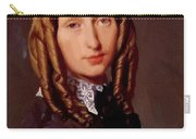Portrait Of Madame Frederic Reiset 1847 Carry-all Pouch