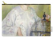 Portrait Of Madame Frieseke Carry-all Pouch