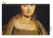 Portrait Of Madame Ingres Carry-all Pouch