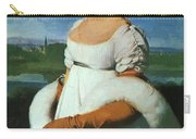 Portrait Of Mademoiselle Riviae 1805 Carry-all Pouch