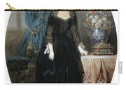 Portrait Of Marie Duplessis Carry-all Pouch