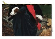 Portrait Of May Sartois Carry-all Pouch