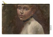 Portrait Of Mery Laurent Carry-all Pouch