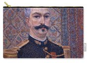 Portrait Of Monsieur Pool 1887 Carry-all Pouch