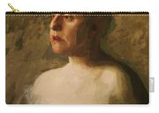 Portrait Of Mrs W H Bowden 1906 Carry-all Pouch