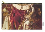 Portrait Of Napolan On The Imperial Throne 1806 Carry-all Pouch