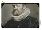 Portrait Of Nicholas Rockox Carry-all Pouch