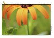 Portrait Of Orange Symphony Carry-all Pouch