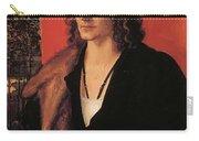 Portrait Of Oswolt Krel 1499 Carry-all Pouch