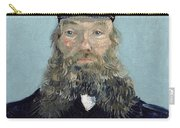 Portrait Of Postman Roulin Carry-all Pouch