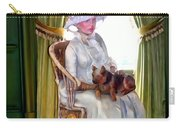 Portrait Of Prudence Carry-all Pouch