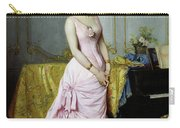 Portrait Of Rose Caron Carry-all Pouch