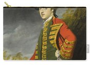 Portrait Of Sir Gerard Napier Carry-all Pouch