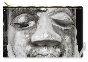 Portrait Of The Buddha Carry-all Pouch