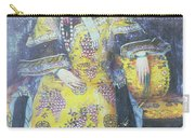 Portrait Of The Empress Dowager Cixi Carry-all Pouch by Chinese School