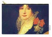Portrait Of The Princess A Scherbatova 1808 Carry-all Pouch