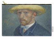 Portrait Of Theo Van Gogh Paris, Summer 1887 Vincent Van Gogh 1853  1890 Carry-all Pouch