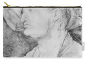 Portrait Of Ulrich Varnbiiler 1522 Carry-all Pouch