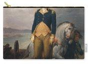 Portrait Of Washington Carry-all Pouch