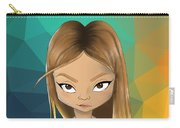 Portret Carry-all Pouch