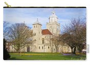Portsmouth Cathedral At Springtime Carry-all Pouch