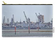 Portsmouth Navy Docks Carry-all Pouch