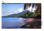 Portsmouth Shore On Dominica Filtered Carry-all Pouch