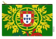 Portugal Crest  Carry-all Pouch