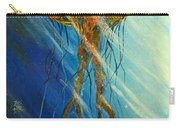 Portuguese Man Of War Carry-all Pouch